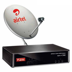 Airtel Digital Tv HD Recorder Connection With 1 Month Free- Stay Home Special Offer Till 26th July