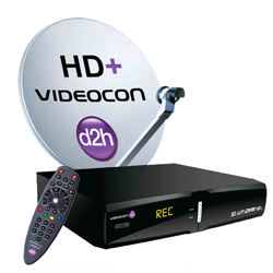Videocon D2h HD+ Set Top Box