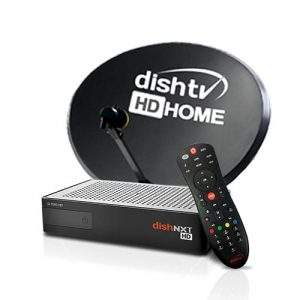 Dish Tv NXT HD with 13 Month South All Sports