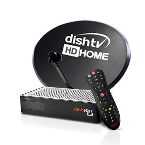 DishNXT HD with life time warranty