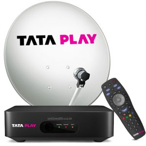 Tatasky-SD-Set Top Box