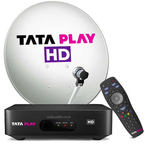Tata Sky New HD Box